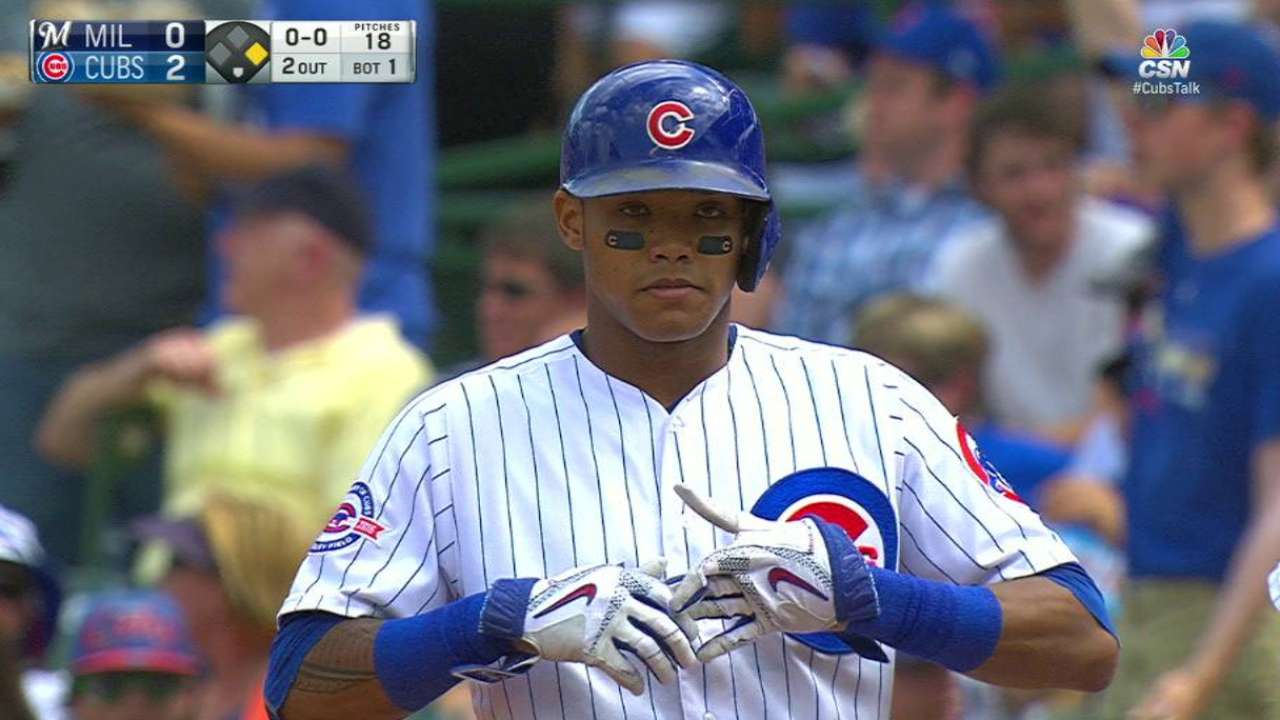 Russell's single plates Rizzo