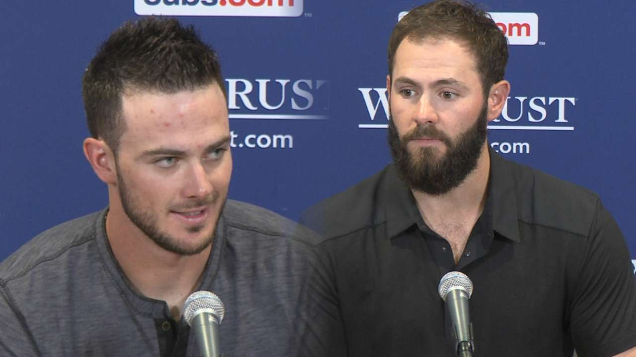 Bryant, Arrieta on Cubs' sweep