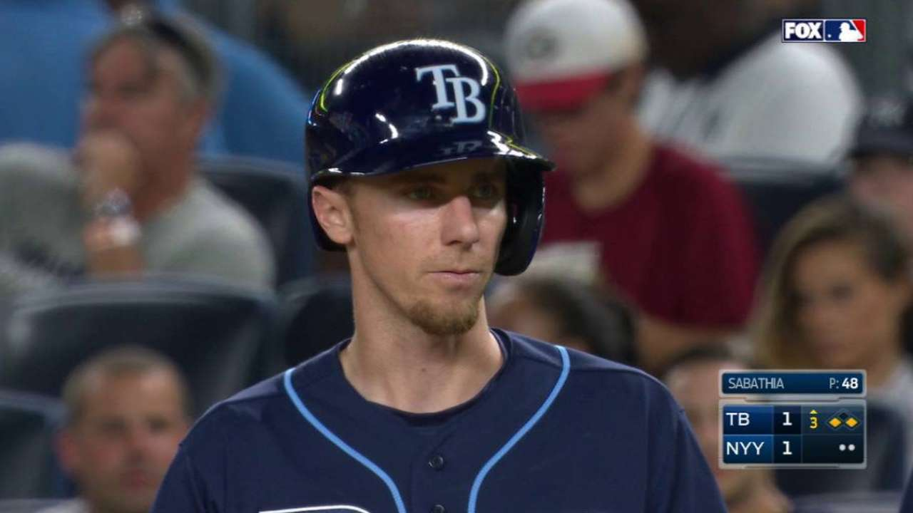 After chat with Miller, Duffy debuts for Rays