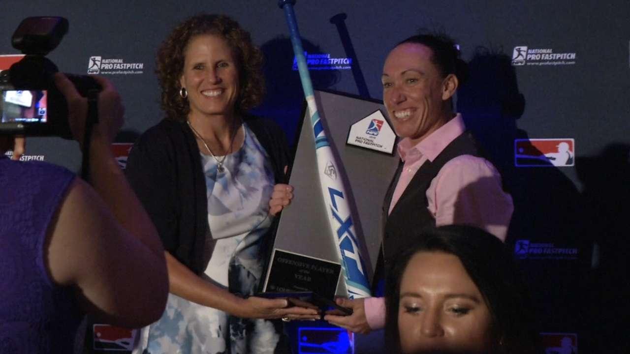 Kretschman rakes in awards at NPF banquet