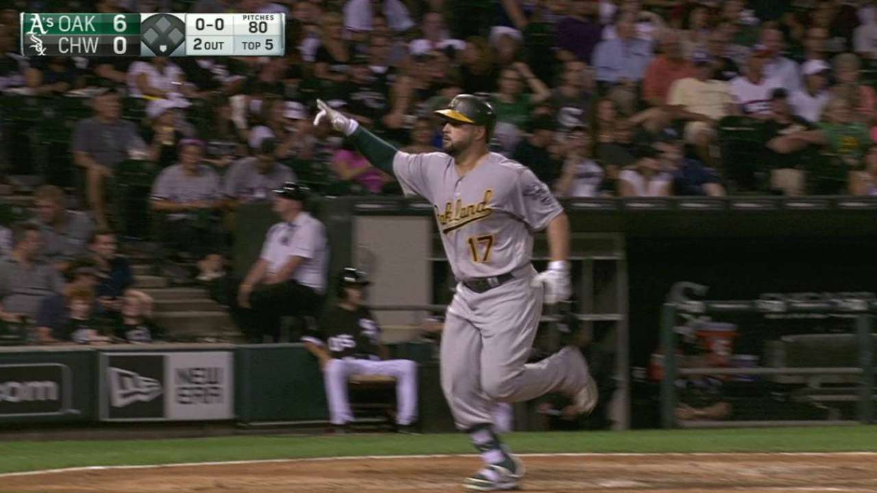 Alonso's two-run homer