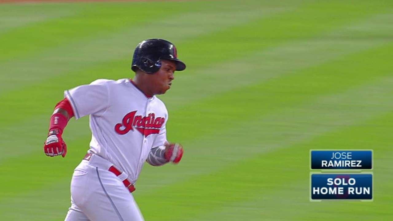 Ramirez's game-tying home run