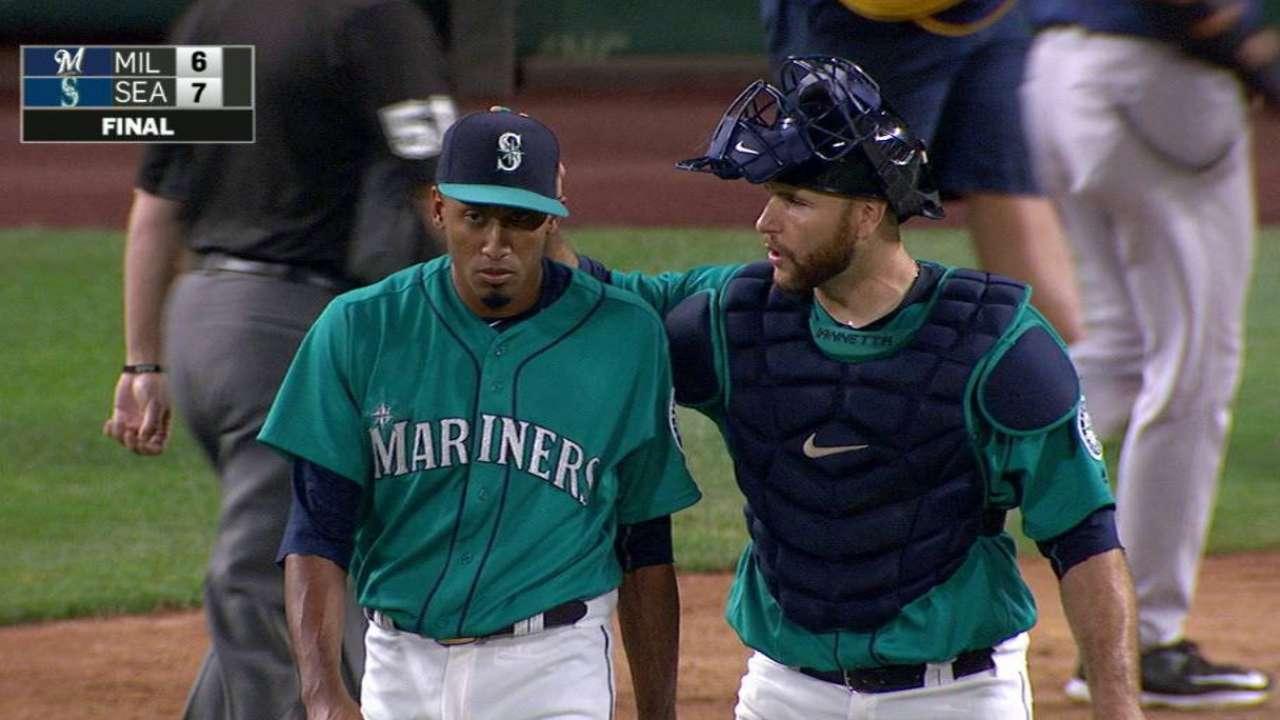 Servais not sweating Diaz's recent struggles