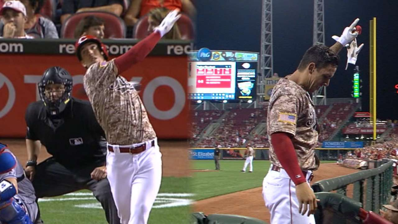 Must C: Lorenzen's home run