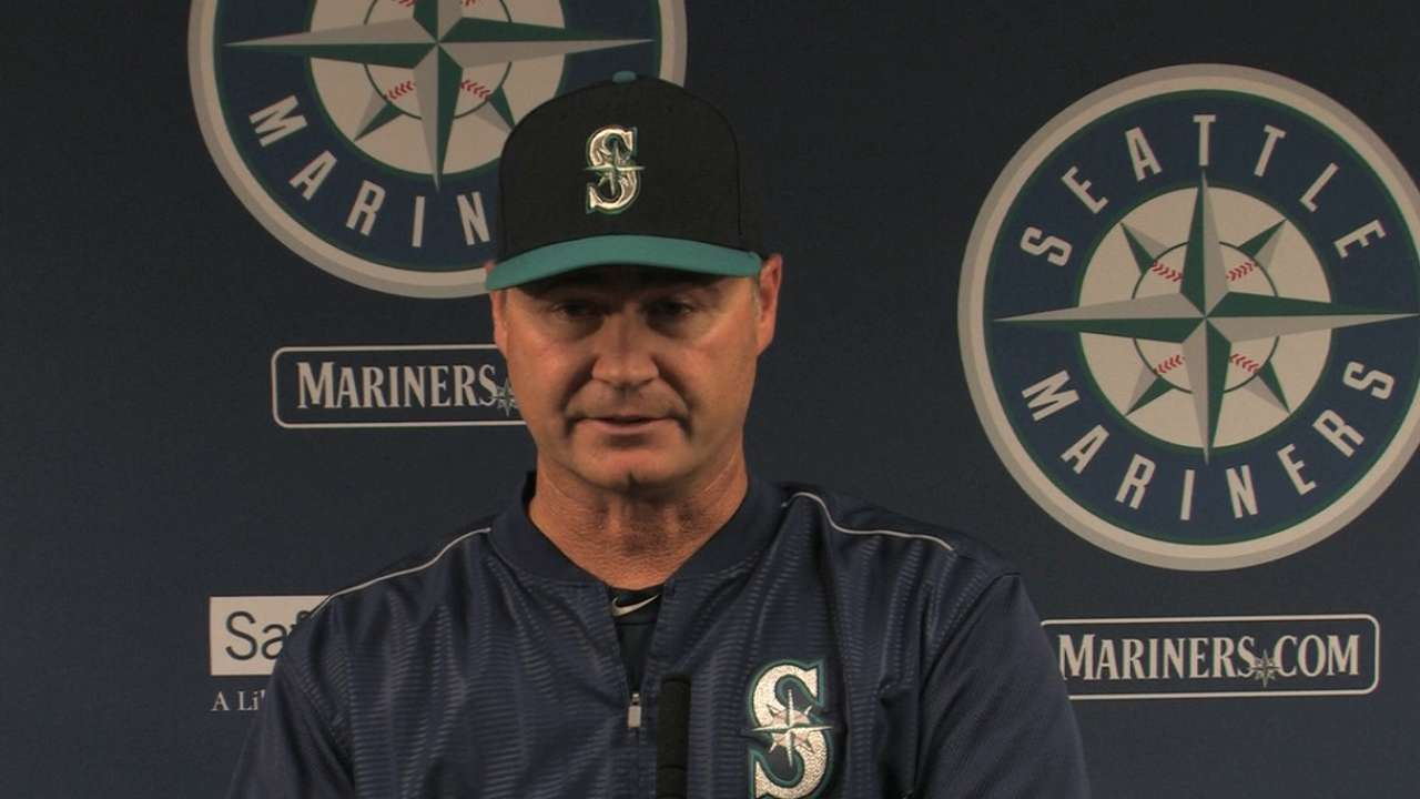 Servais on Mariners' 7-6 victory