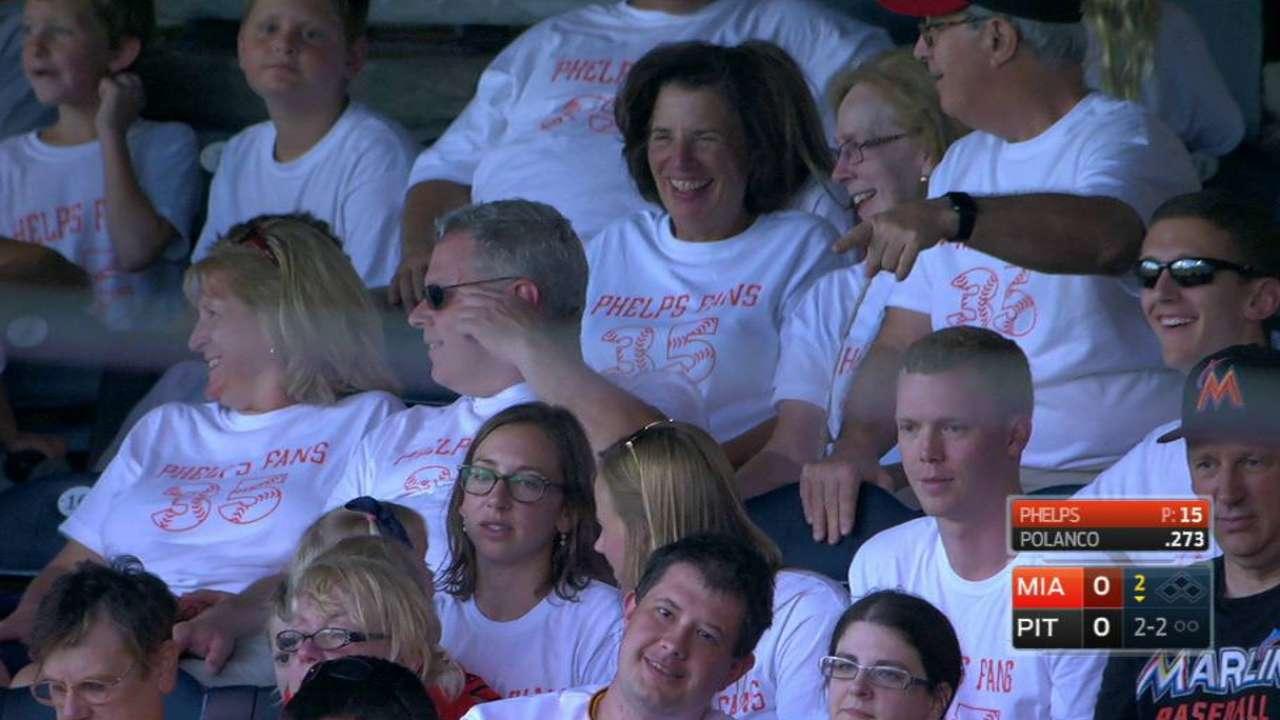 Phelps' fan section