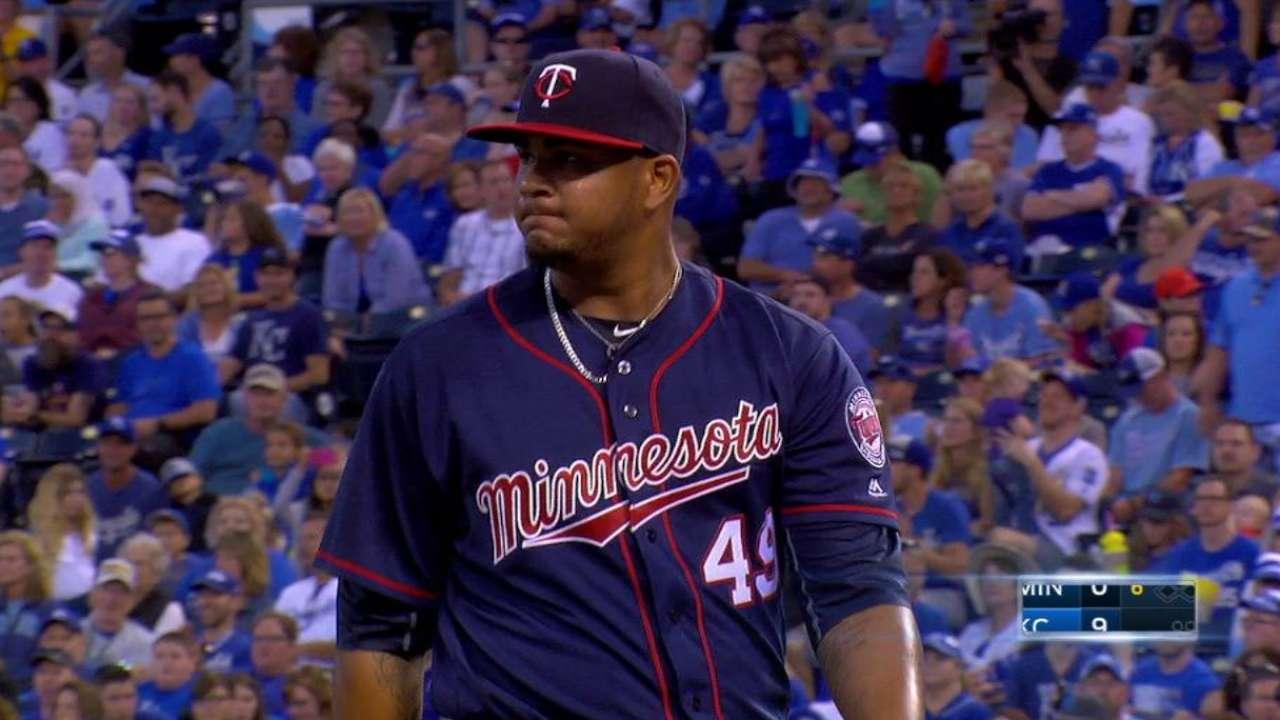 Mejia's MLB debut