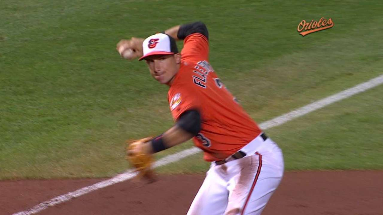 Flaherty, McFarland reportedly avoid arbitration with O's