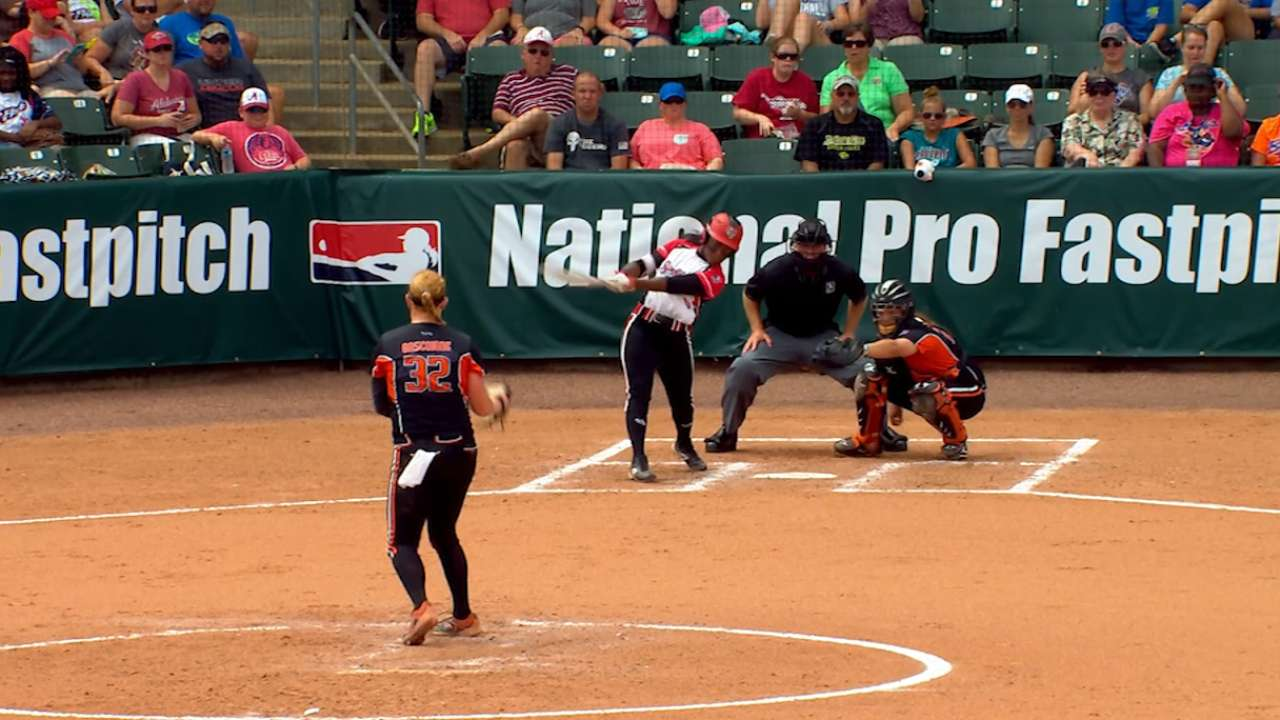 Stokes goes deep in NPF