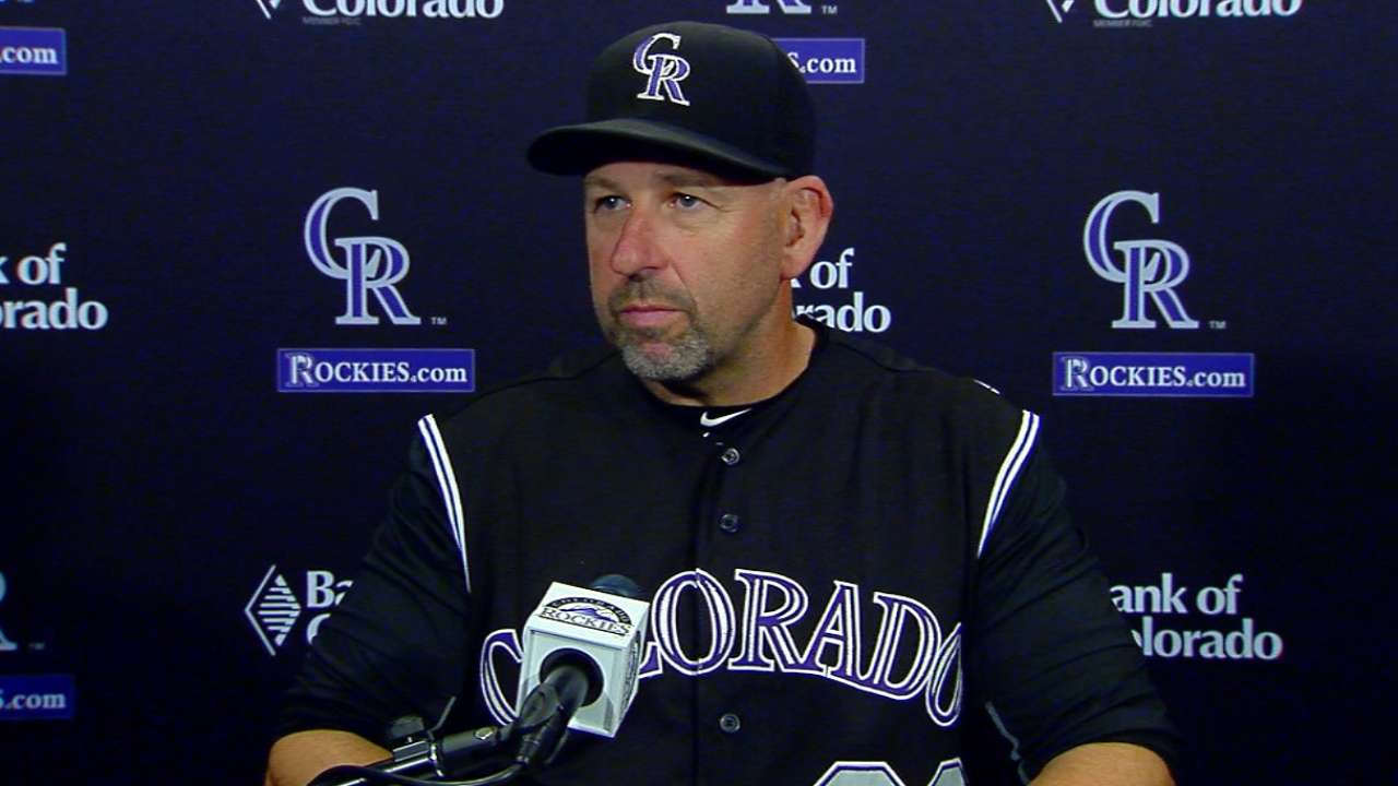 Weiss on 9-2 loss to Cubs