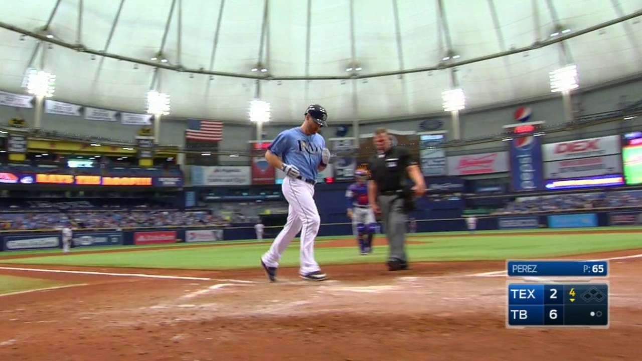 Back in action, Forsythe returns with a blast