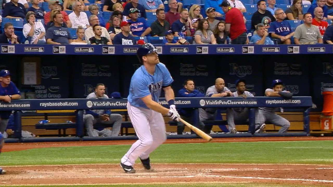 5-run 4th carries Rays to series win over Rangers