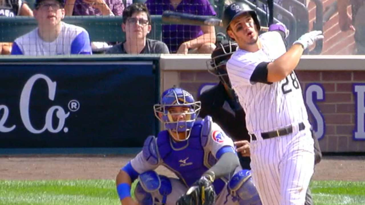 Arenado proving he can hit anywhere, anytime
