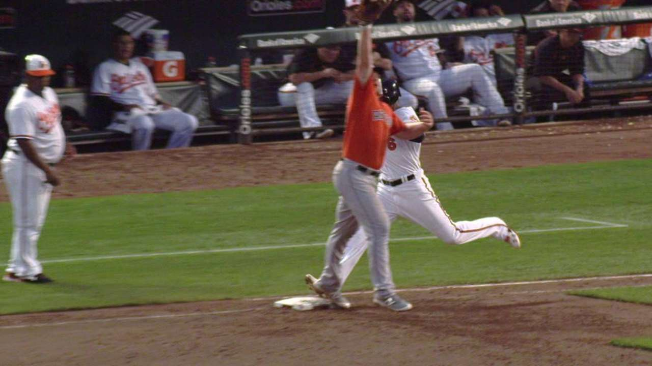 Schoop out after challenge