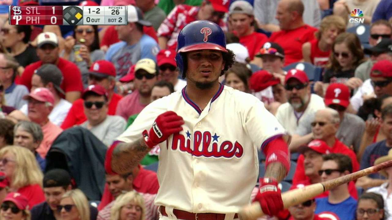 Galvis wants more protective netting for fans
