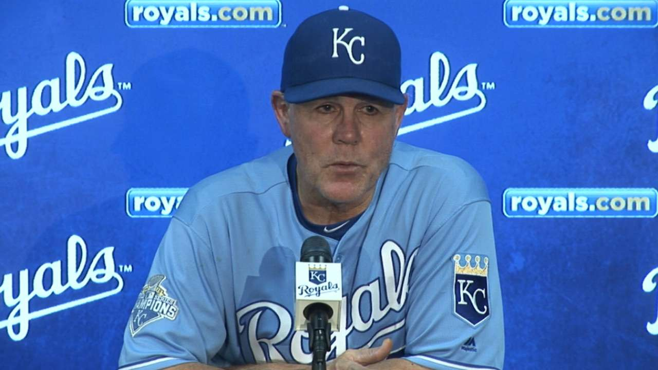 Late-season charges nothing new to Royals