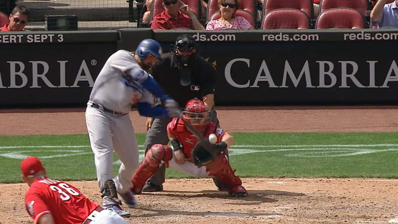 Dodgers' Gonzalez elected into Arizona Fall League HOF