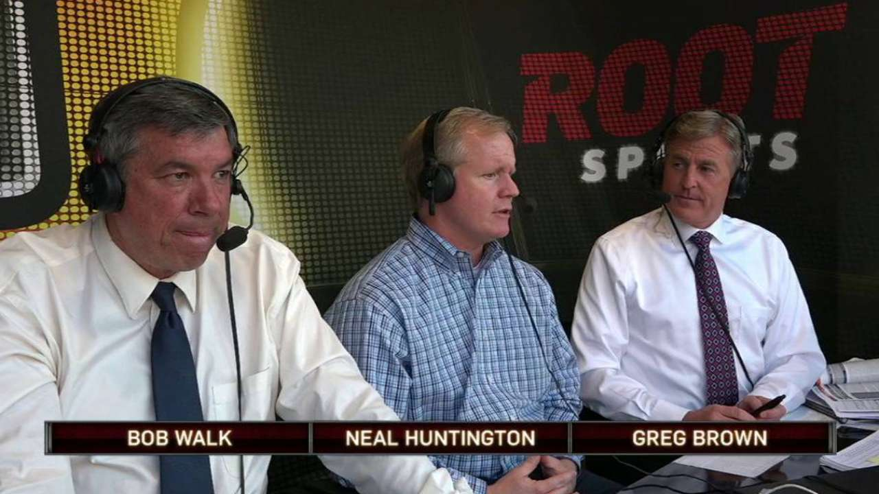 Huntington on Freese's extension