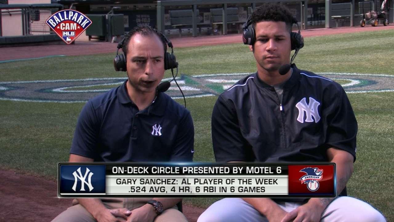 MLB Tonight: Gary Sanchez