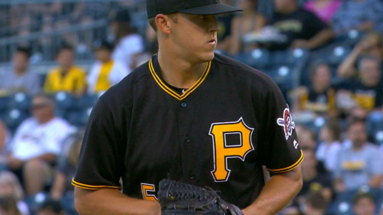 Taillon expected to headline September callups
