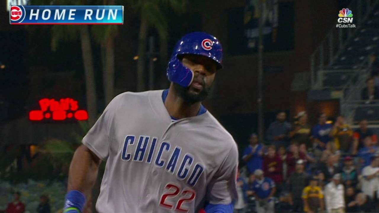 Heyward's defense has made Cubs even stronger