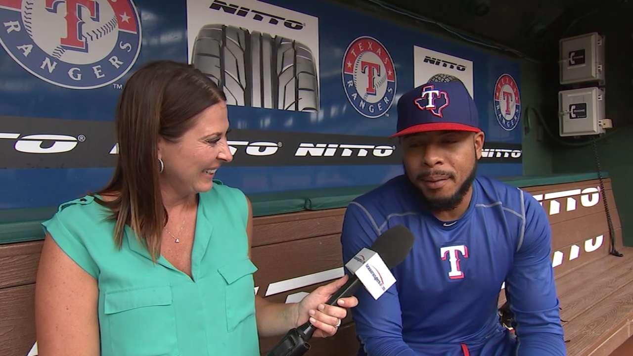 Contrite Jeffress rejoins Rangers