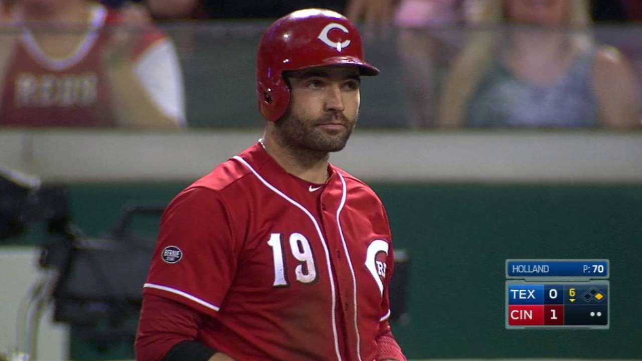 Dan the man! Straily, Reds blank Rangers