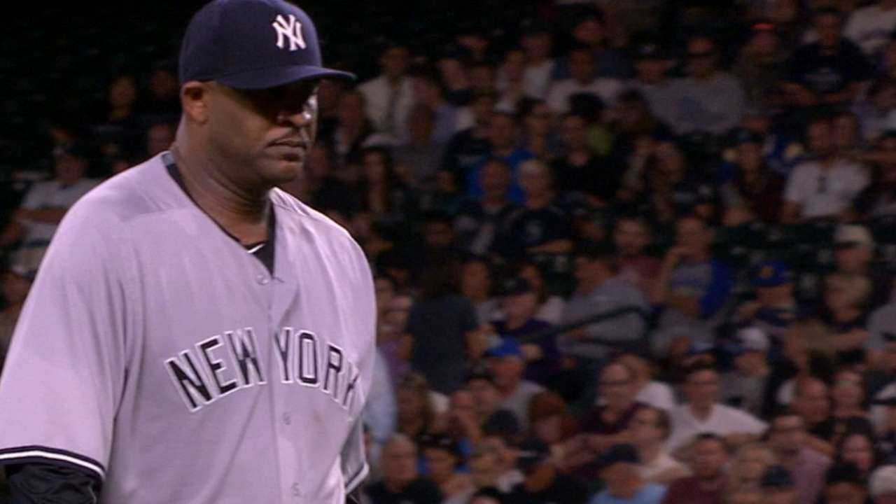 CC finds vintage form in win over Mariners