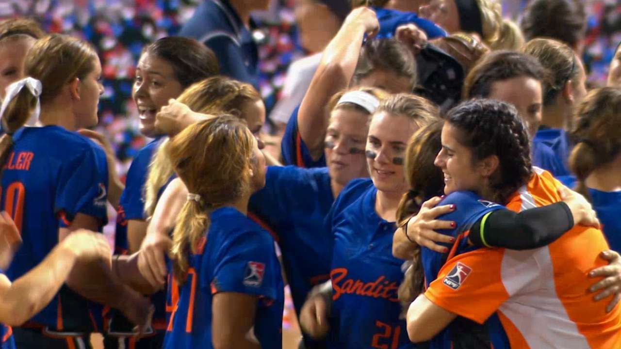 Chicago Bandits win back-to-back NPF championships