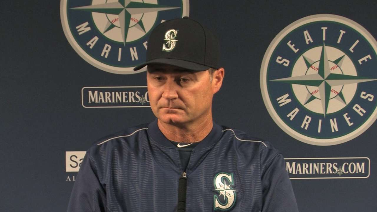 Servais on loss to Yankees