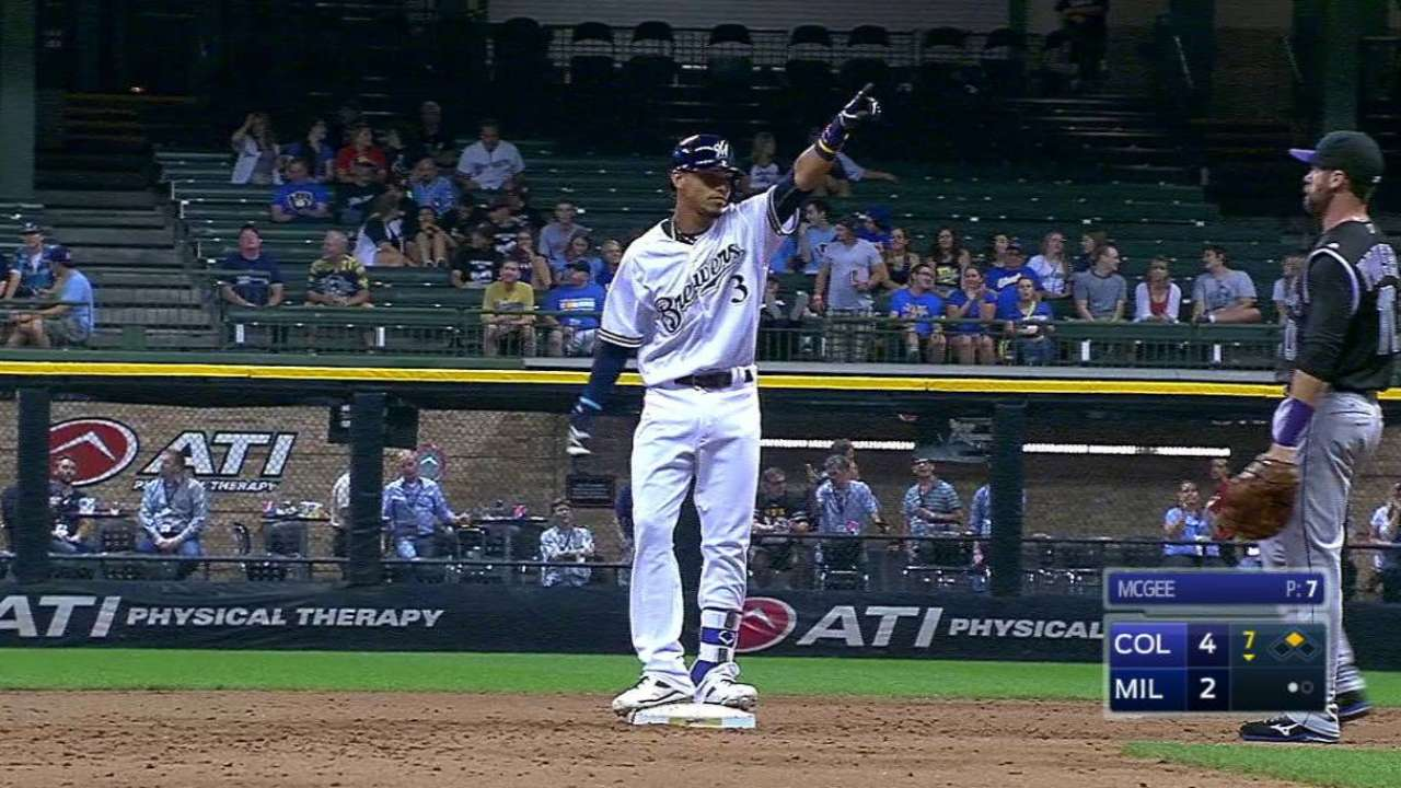 Top prospect Arcia adjusts mechanics at plate