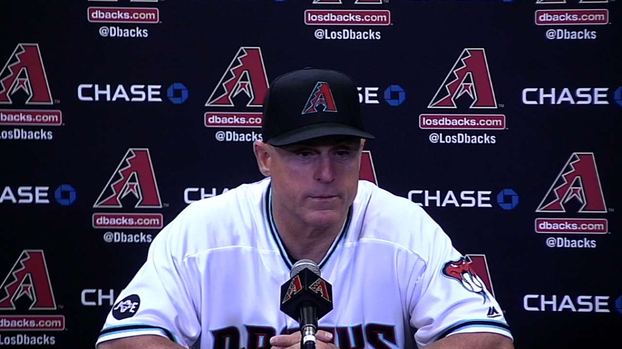 Hale on 7-4 loss to Braves