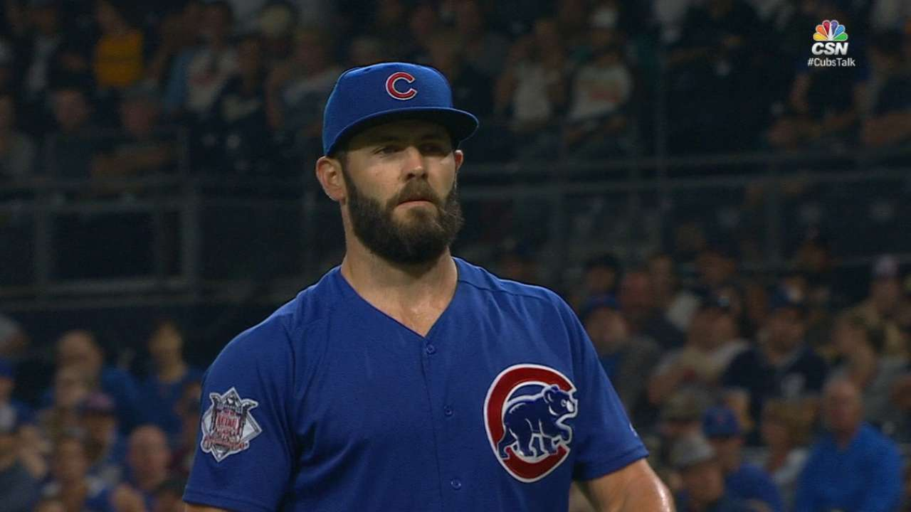 Arrieta comes up gold again in Golden State