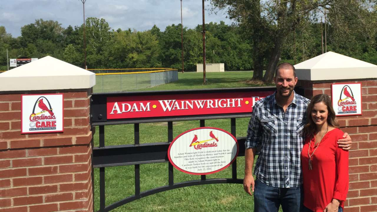 Community field named after Wainwright