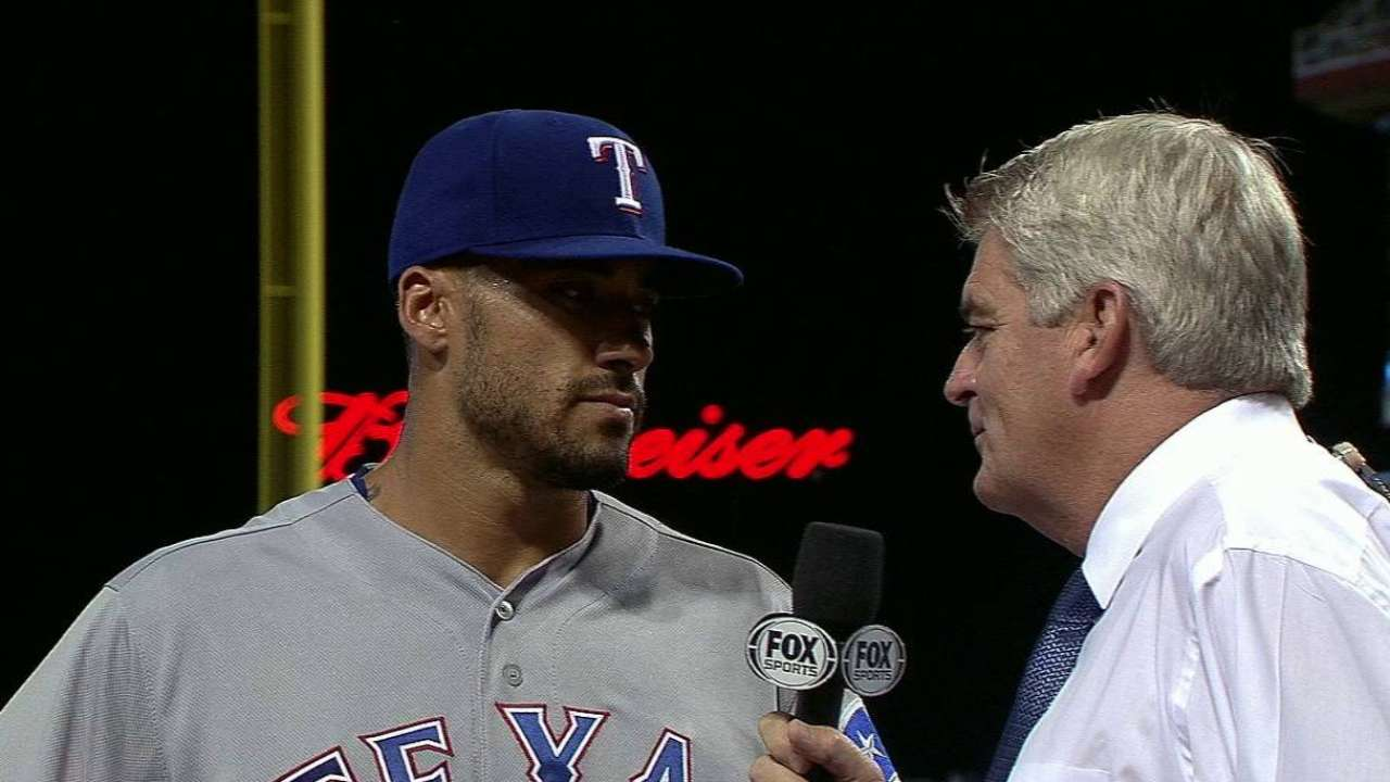 Rangers snap skid, but look to clean things up
