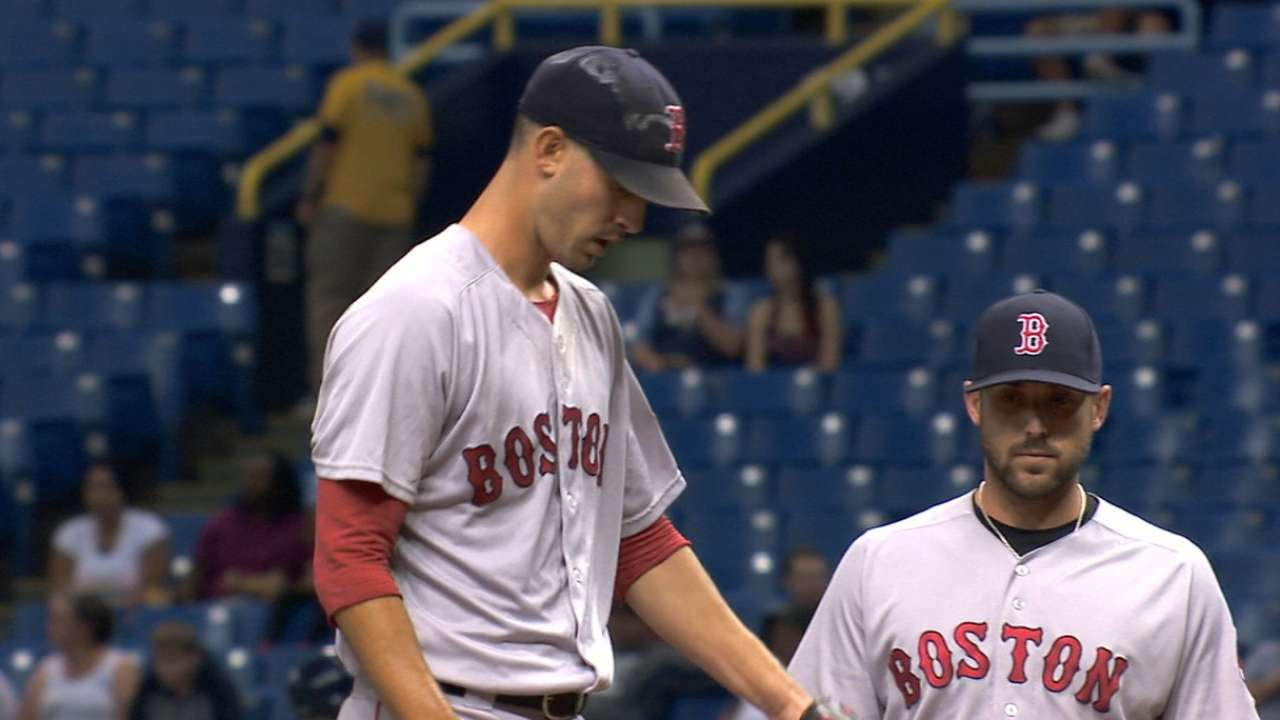Porcello's strong road start