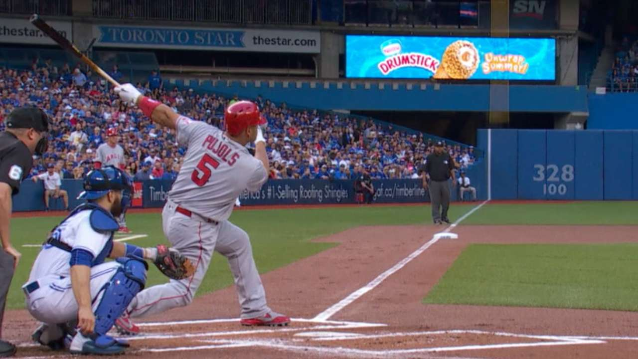 Must C: Pujols' 584th career HR