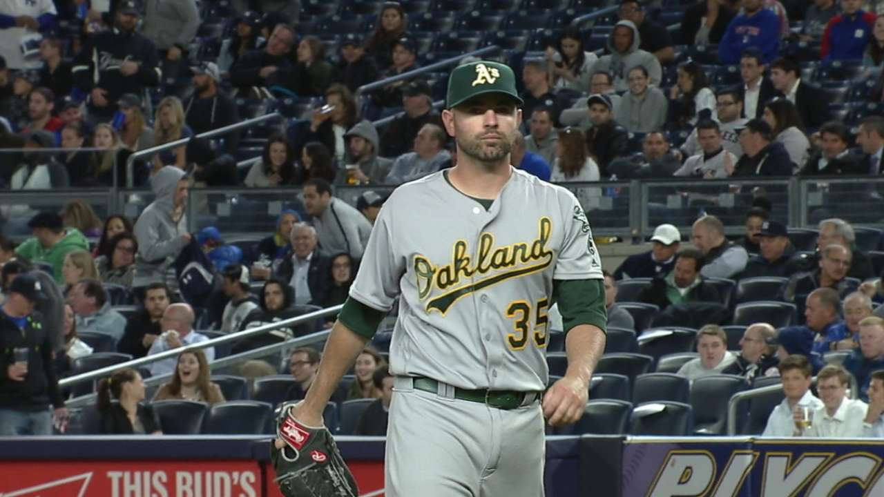 Nationals acquire lefty Rzepczynski from A's