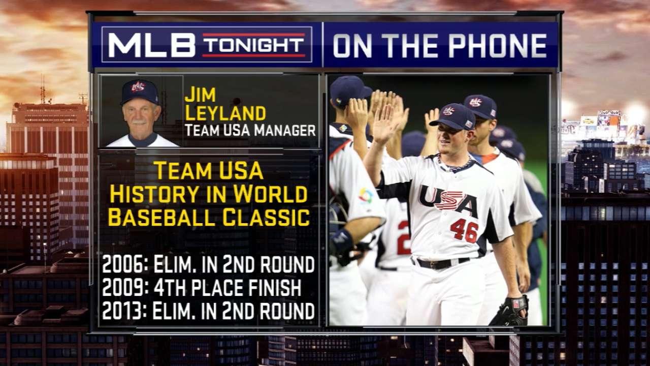 MLB Tonight: Leyland on Classic