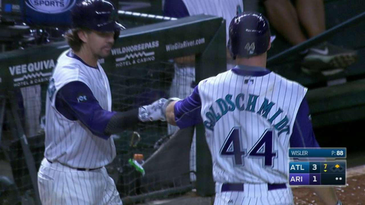 Owings' RBI groundout