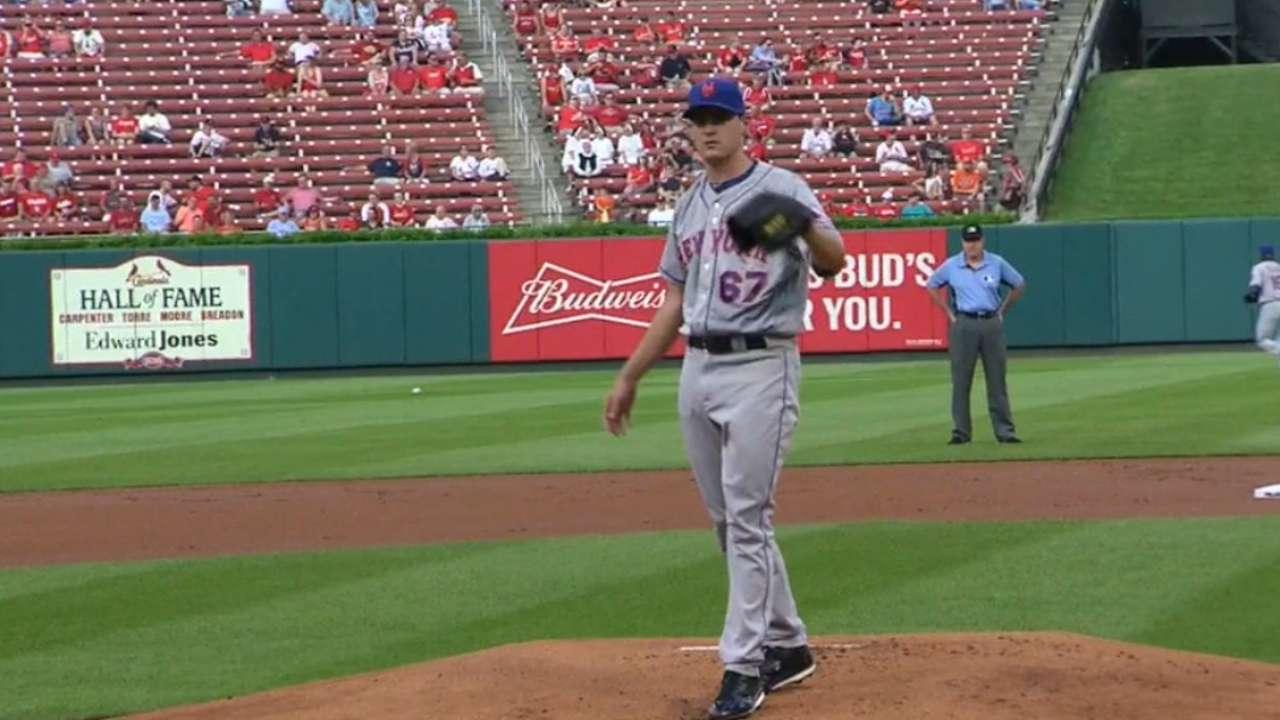 Lugo's first MLB win