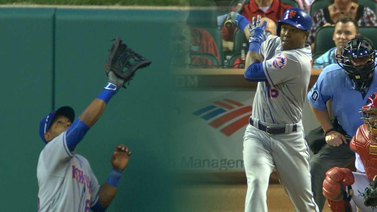 De Aza's 5 RBIs help Mets gain in Wild Card chase