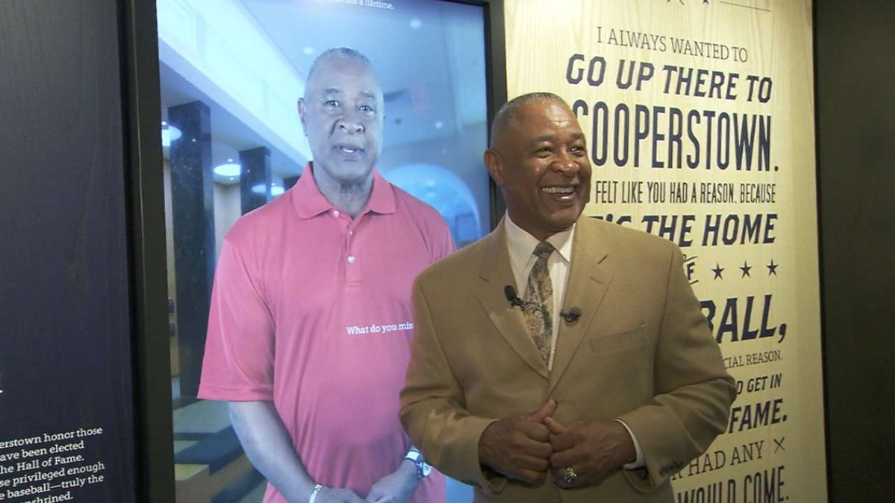 Tour brings pieces of Cooperstown to St. Louis