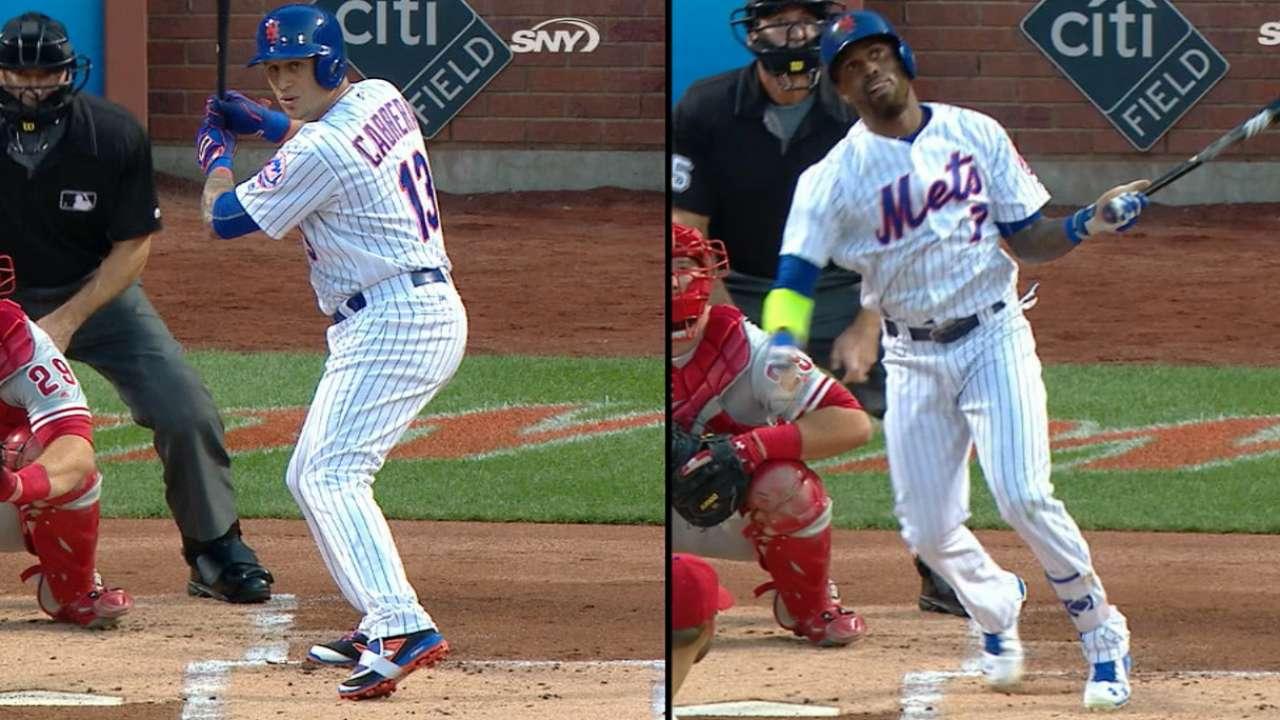 Blond Mets blast back-to-back