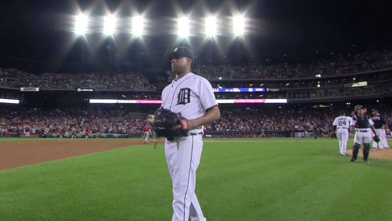 K-Rod knows how to adjust for four-out saves