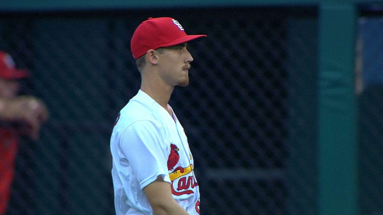 Weaver's strong home debut