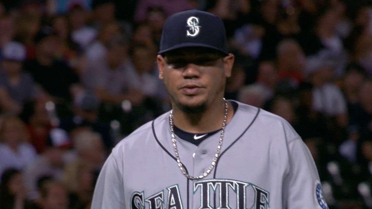 Mariners have schedule on their side for run