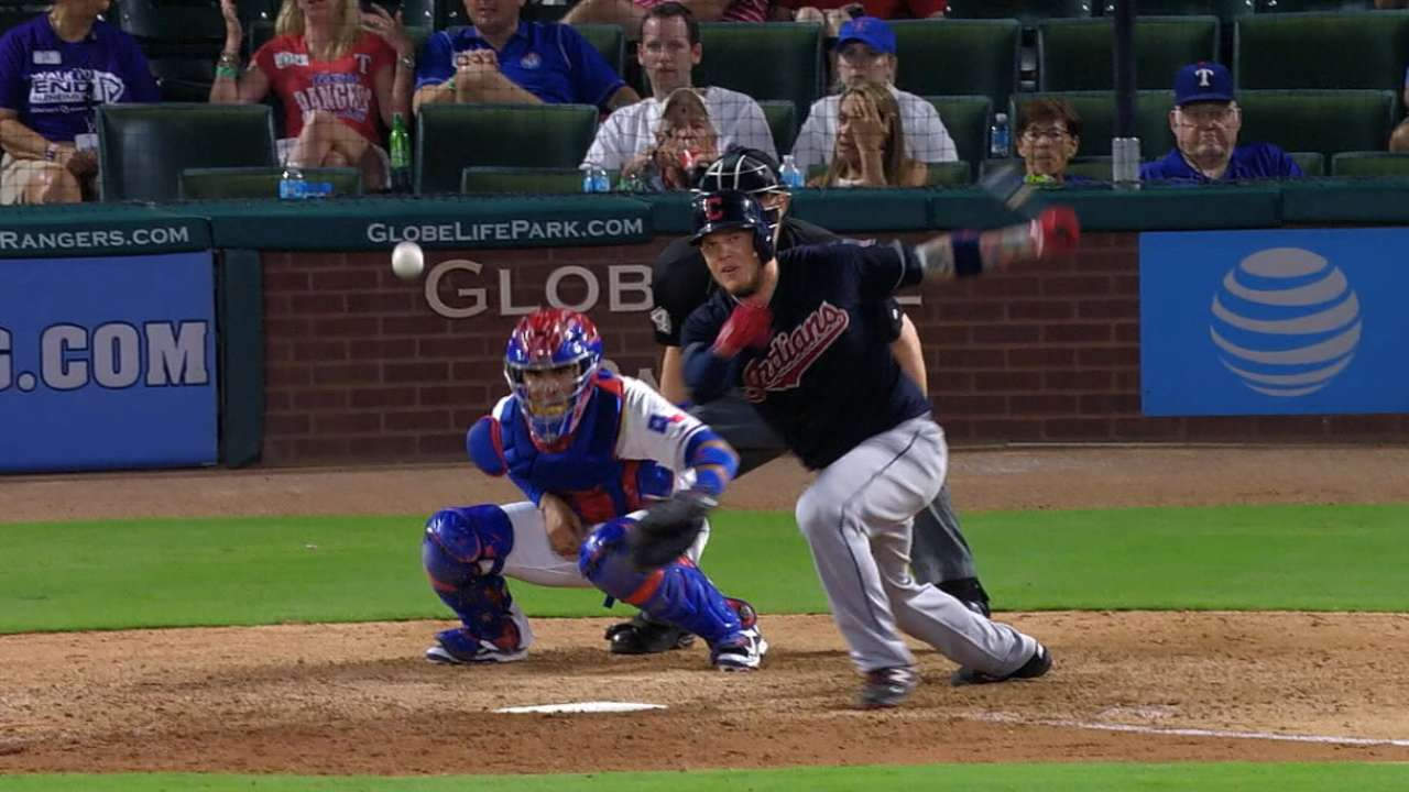 Perez's big offensive night