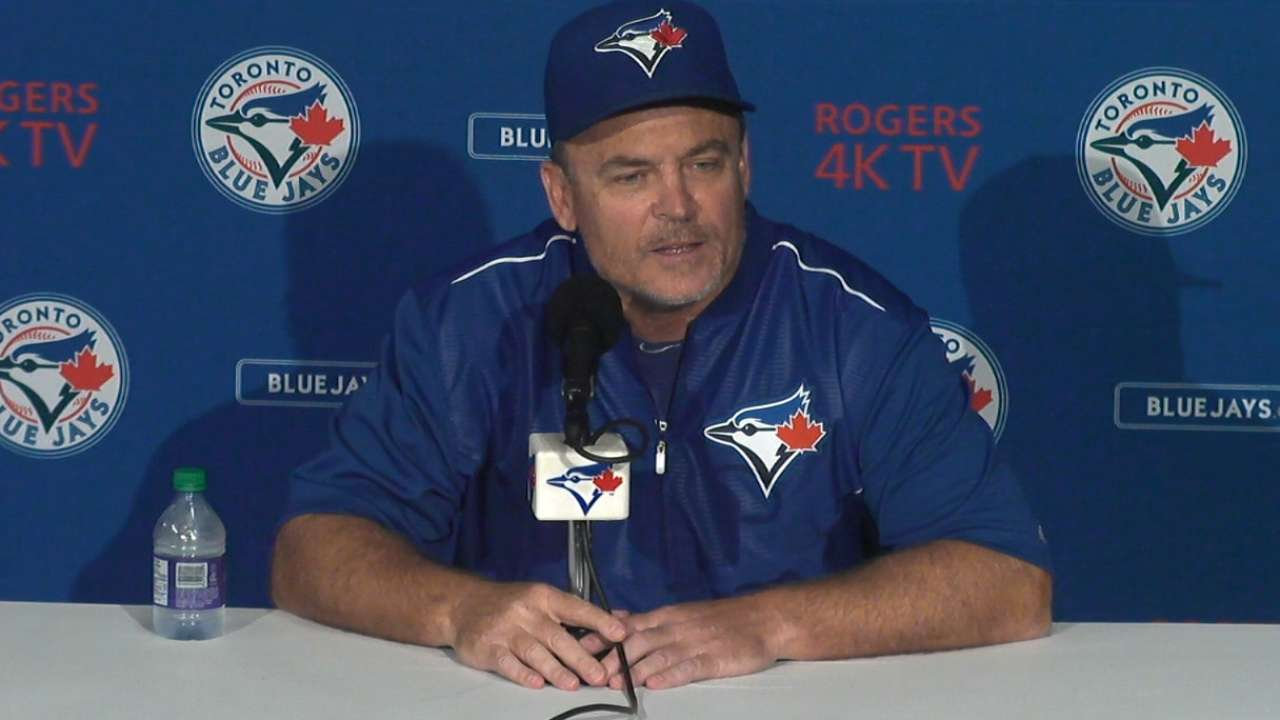 Gibbons on the Blue Jays win