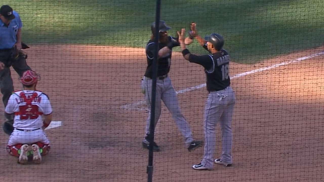 Blackmon crushes two home runs